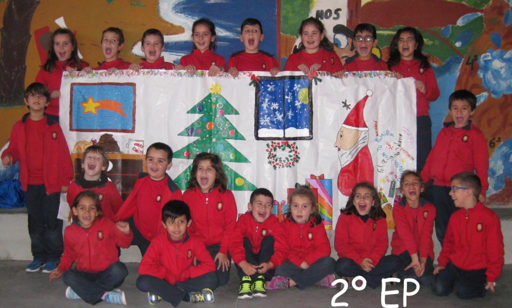 Foto Nadal 2º curso